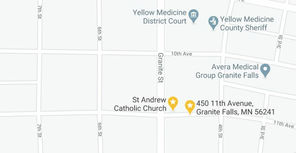 Google Map - Church of St. Andrew
