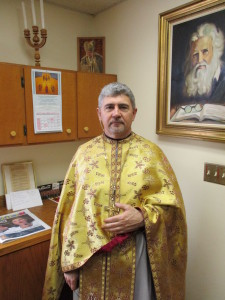 Photo of Rev. Vasyl Petriv
