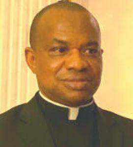 Photo of Father Ignatius Chiedu Dibeashi