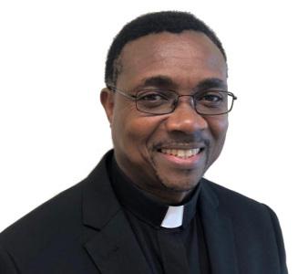 Photo of Father Remigius Okere