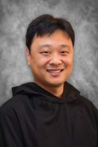 Photo of Deacon Philip Yang, O.S.A.