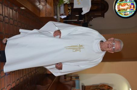 Photo of Rev. Michael McFadden, O.S.A.