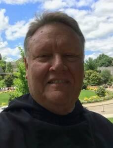 Photo of Rev. Wm. Tom Davis, O.S.A.