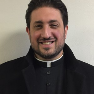 Photo of Father Kevin Estabrook, M.A., M.div.
