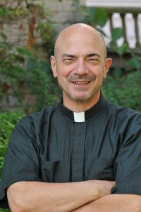 Photo of Father Michael Troha, MA, M Div