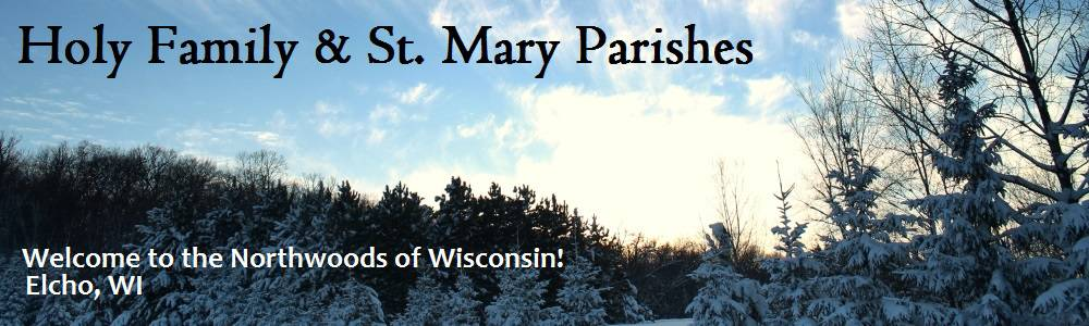 Holy Family & Saint Mary Parishes