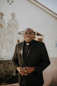 Photo of Reverend Father Reginald Ibe