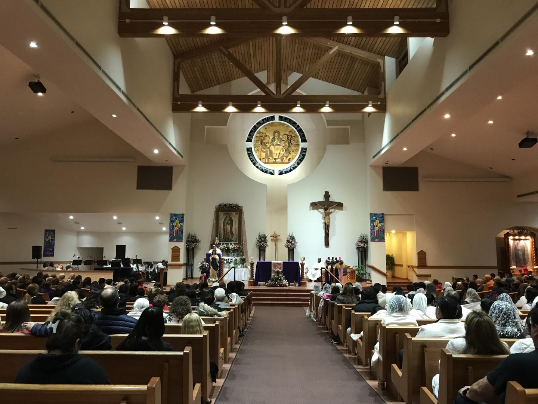 Mass Times Holy Family Catholic Church