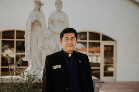 Photo of Reverend Father Jose Antonio Orozco