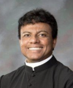 Photo of Father TJ Varghese