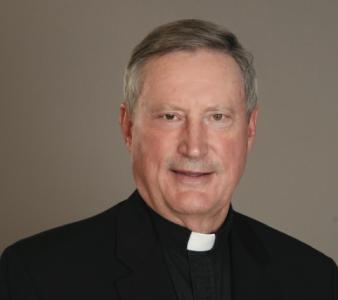 Photo of Father Robert F. Hawkins