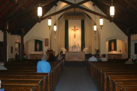 St  Joseph Catholic Church, 231 Main St , Ellsworth, Maine 04605