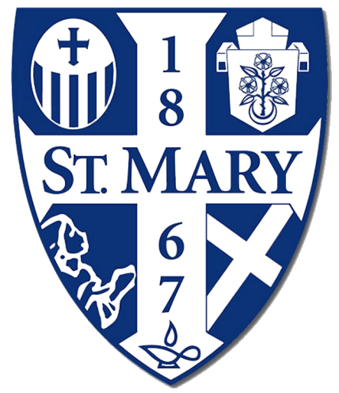 St. MARY Catholic School logo