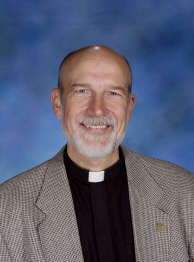 Photo of Father Robert Miller