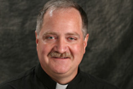 Photo of Father Chuck Adam