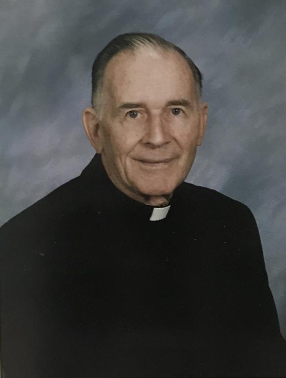 Msgr. Joe Finnerty