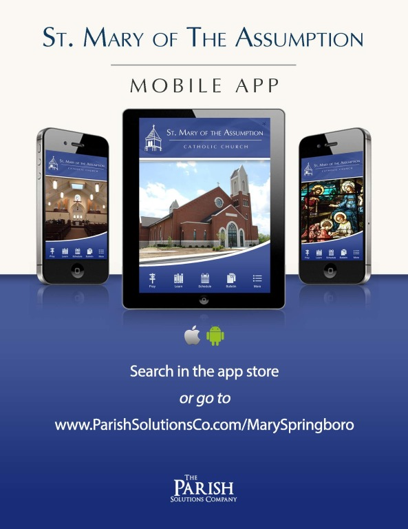 St. Mary of Assumption App