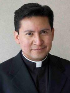 Photo of Father Marcos Sanchez