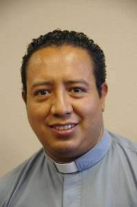 Photo of Father Garbriel Morales