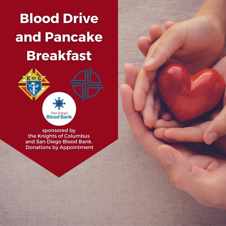 Blood Drive and Breakfast