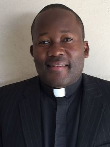 Photo of Father Sebastian Bukenya