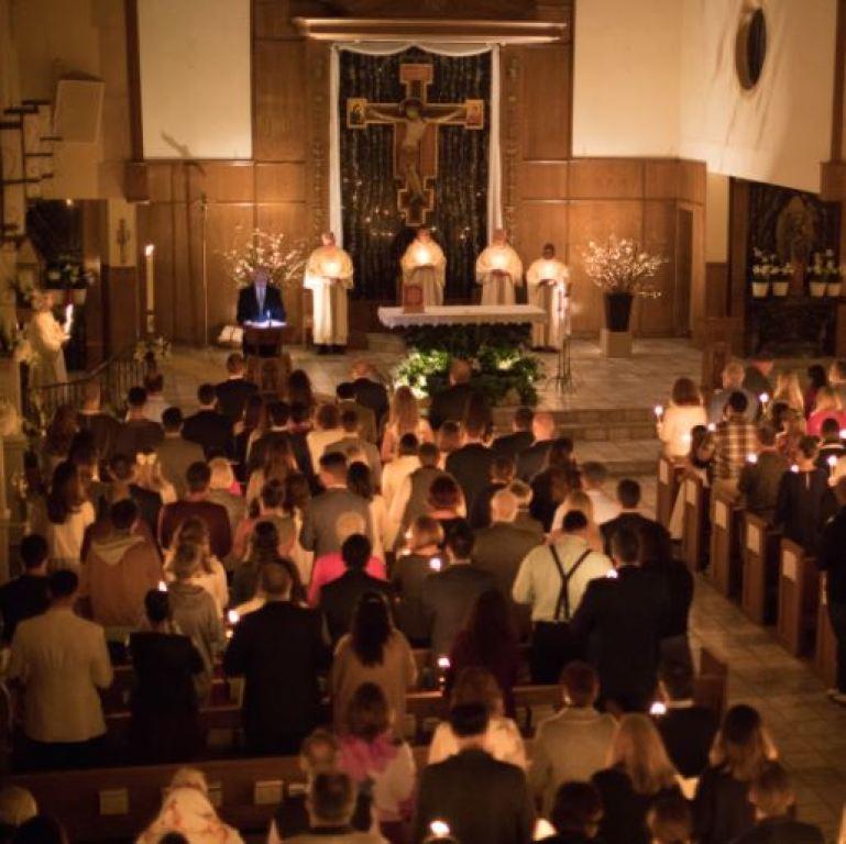 Easter Vigil St Bs