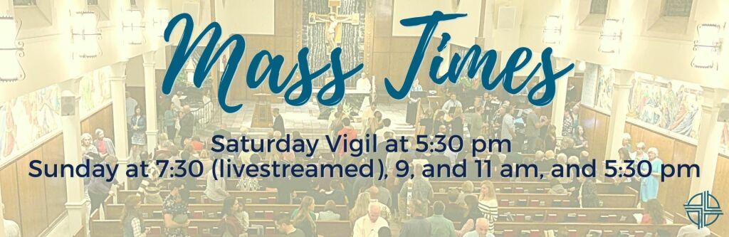 St. Brigid's San Diego Mass Times