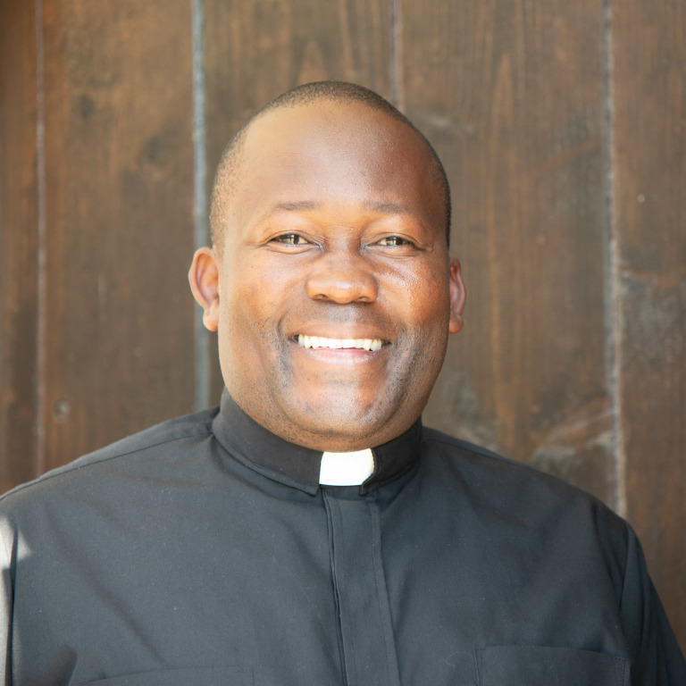Father Sebastian Bukenya
