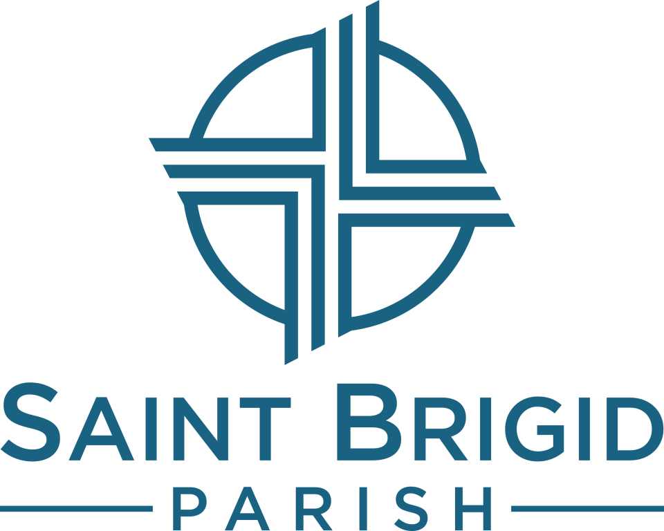 Saint Brigid Parish Logo