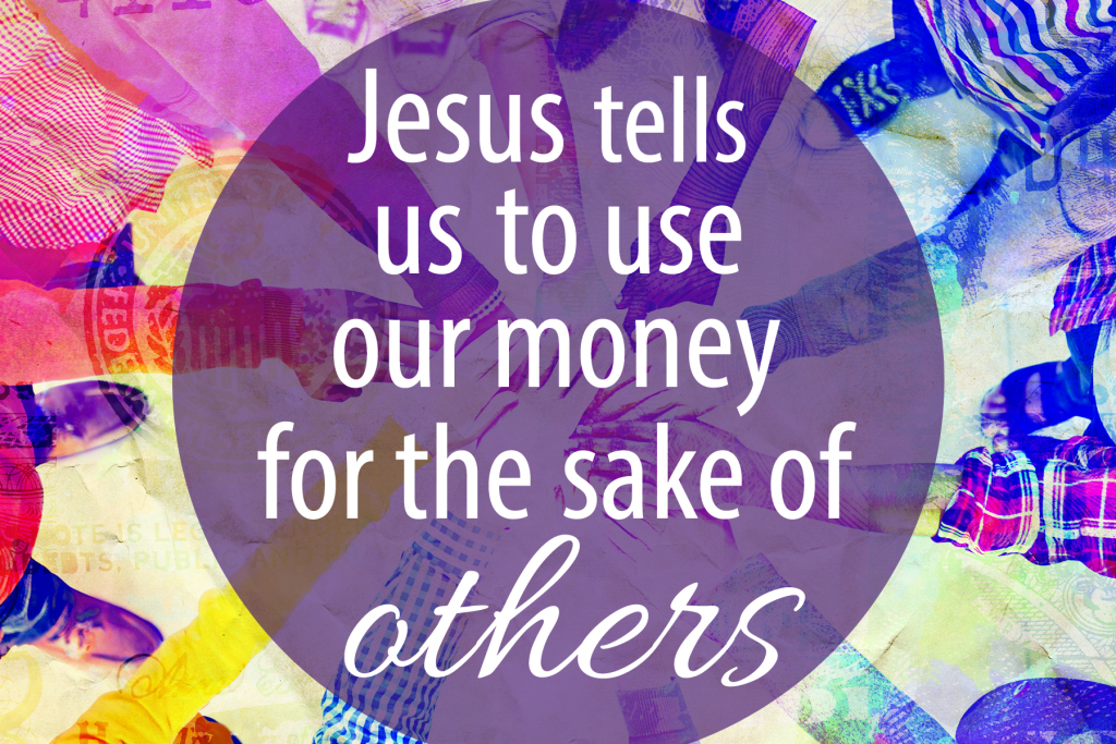 Jesus Tells Us to Give
