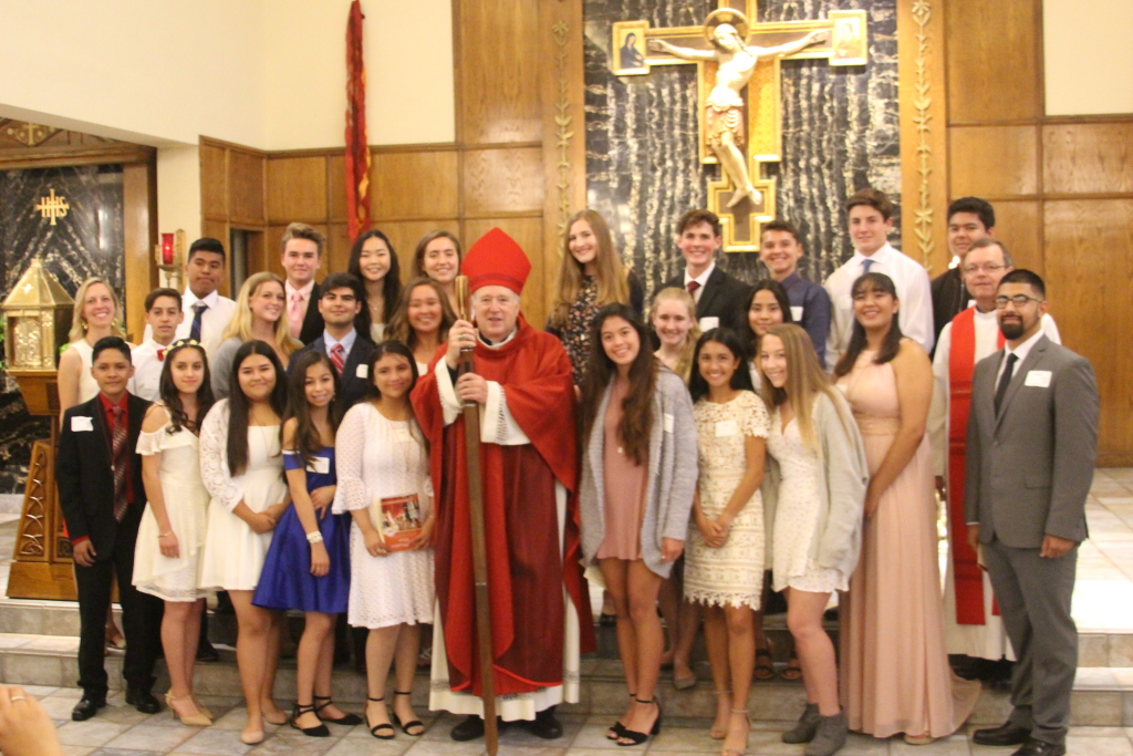 Resources for catholic teens for confirmation