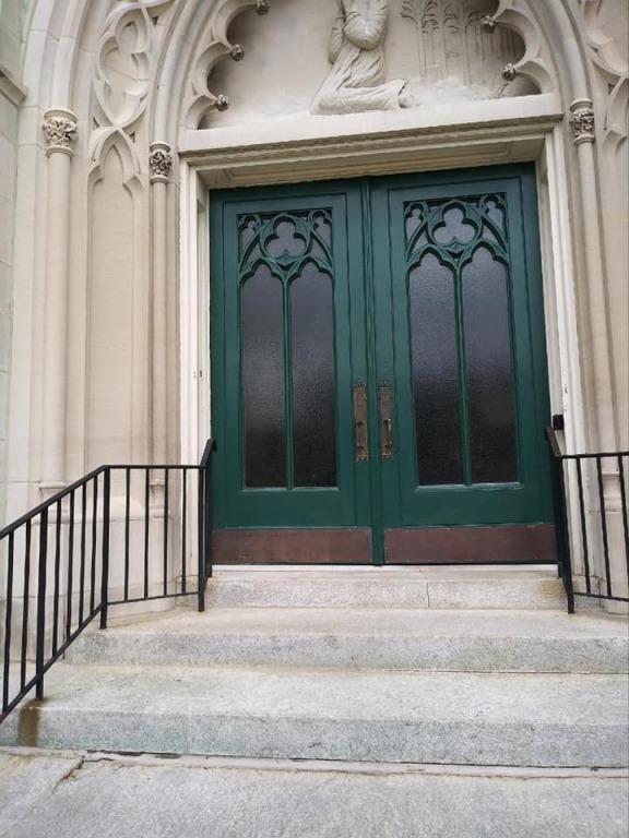 Completed Doors