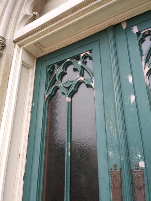 Damaged Doors