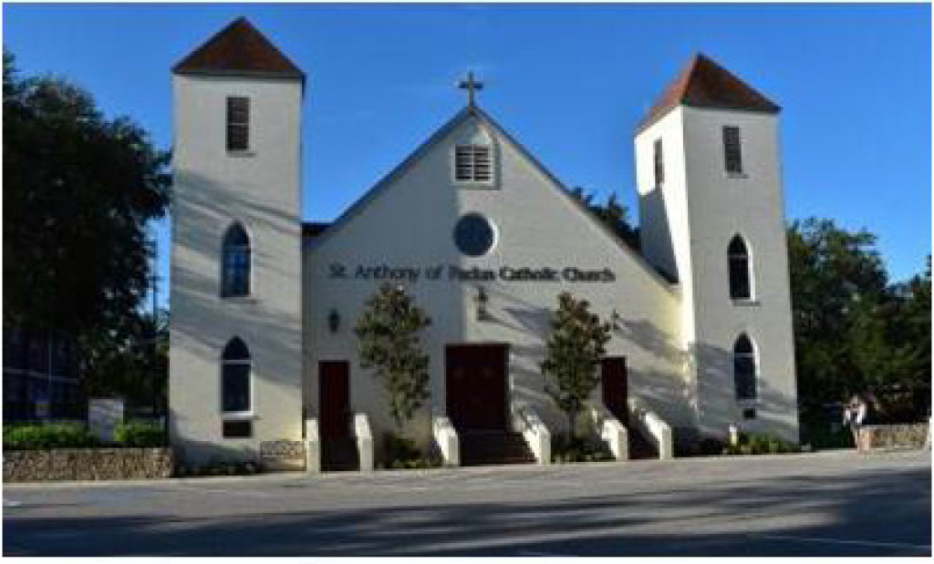 St. Anthony of Padua CC San Antonio, FL