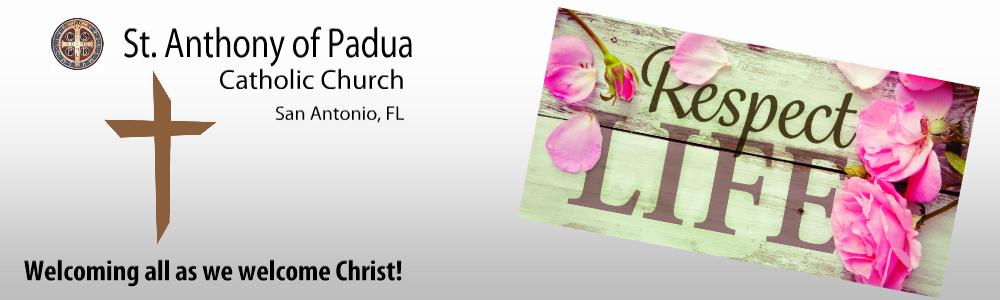 St. Anthony of Padua Catholic Church San Antonio Florida