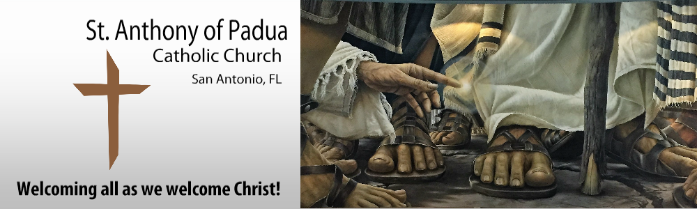 St. Anthony of Padua Catholic Church San Antonio Florida