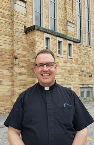 Photo of Fr. Carl Zoucha