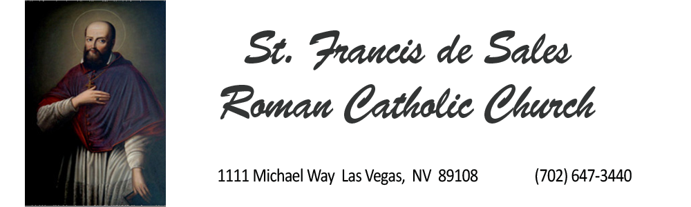 St. Francis de Sales Roman Catholic Church