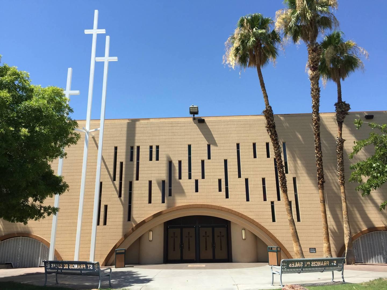 St  Francis de Sales Roman Catholic Church