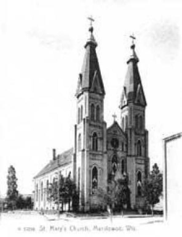 St. Mary's Church 1870