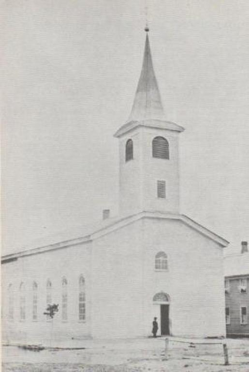 St. Boniface Church 1853