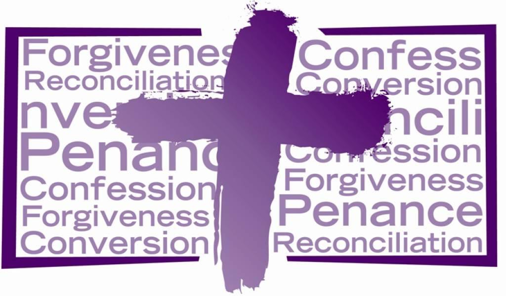Reconciliation | St  Gabriel Catholic Parish