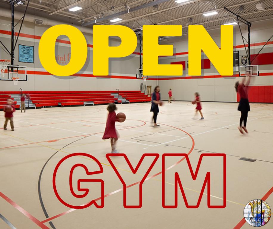 Open Gym at St. Gabriel