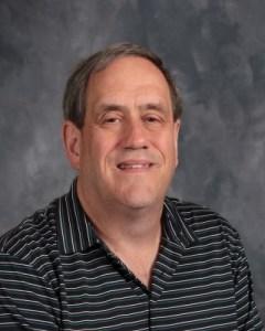 Photo of Mr. Jim Parr