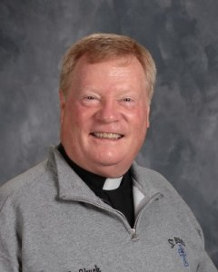 Photo of Father Chuck Walker
