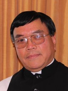 Photo of Fr. Thaddeus Tran