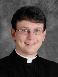 Photo of Fr. Michael Olson