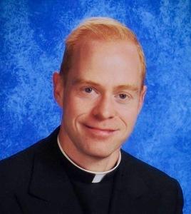 Photo of Fr. Tim Lyons