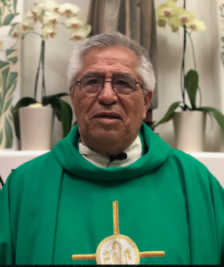 Photo of Rev. Pedro Tejeda
