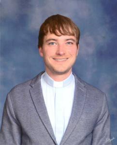 Photo of Rev. Johannes Busch
